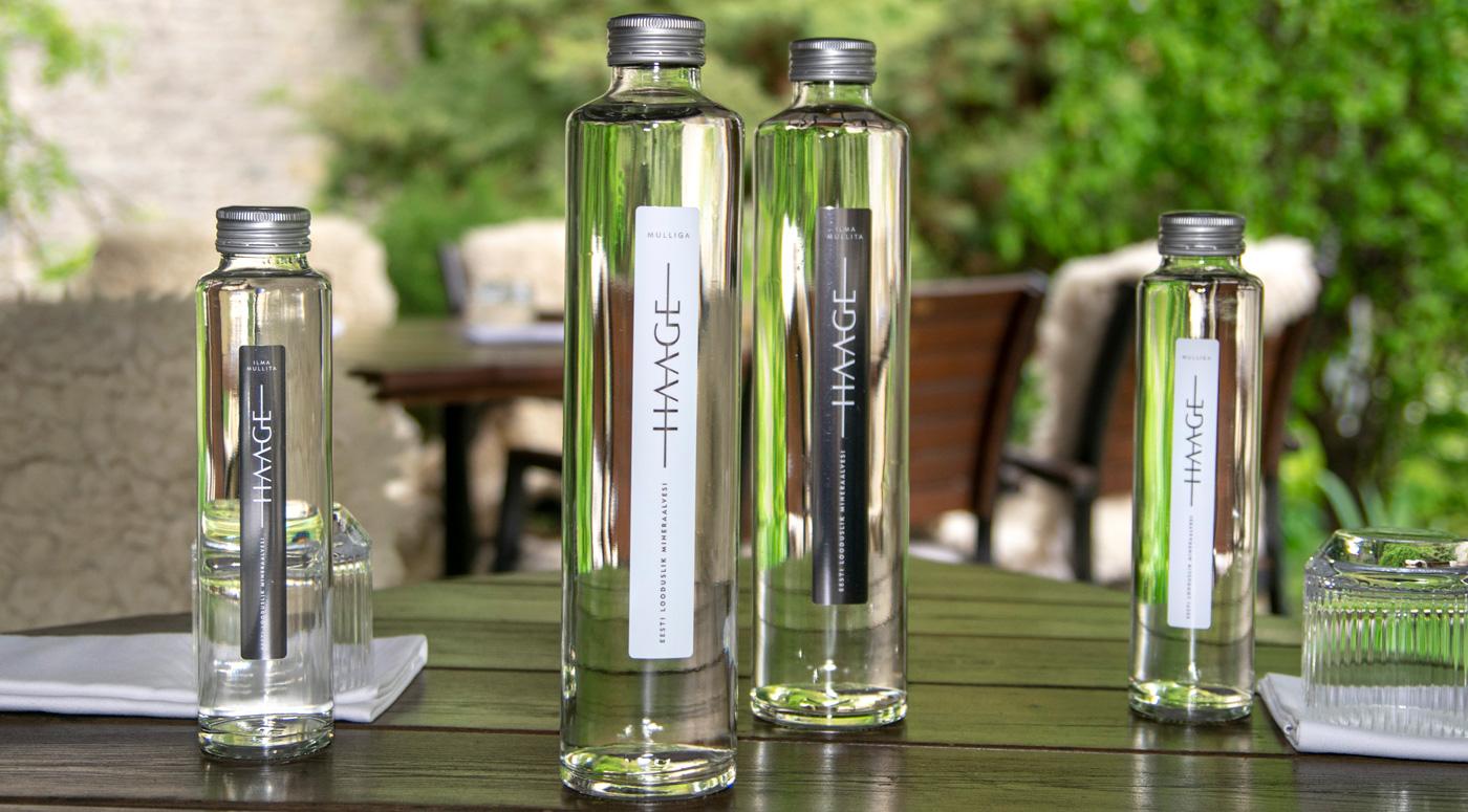 Минеральная вода Haage признана одной из самых вкусных в мире