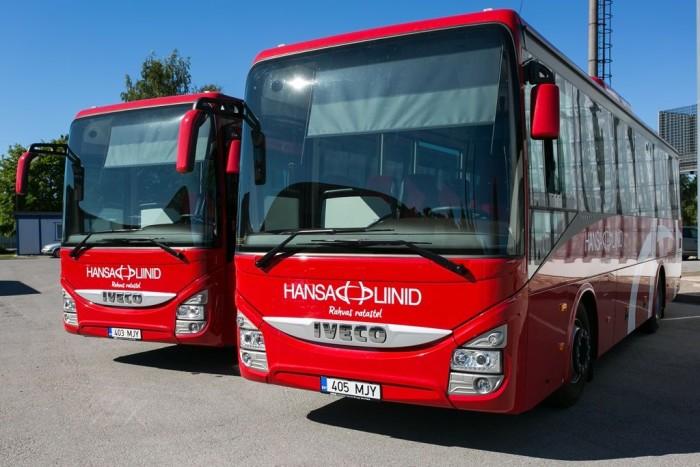 Hansa Bussiliinid-1