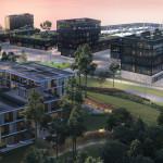 Агентство Sotheby продает квартиры в Haven Kakumäe
