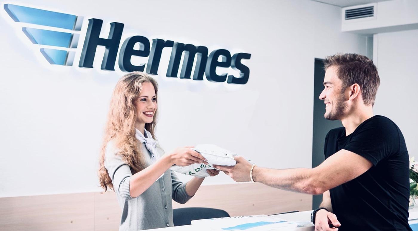 Семимильными шагами: Hermes расширяет географию доставок сразу на 100 городов
