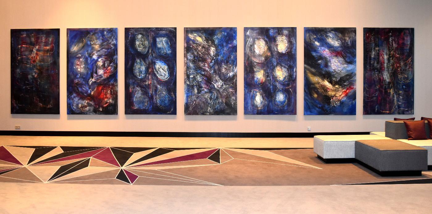 Произведения эстонских художников украсят отель Hilton Tallinn Park
