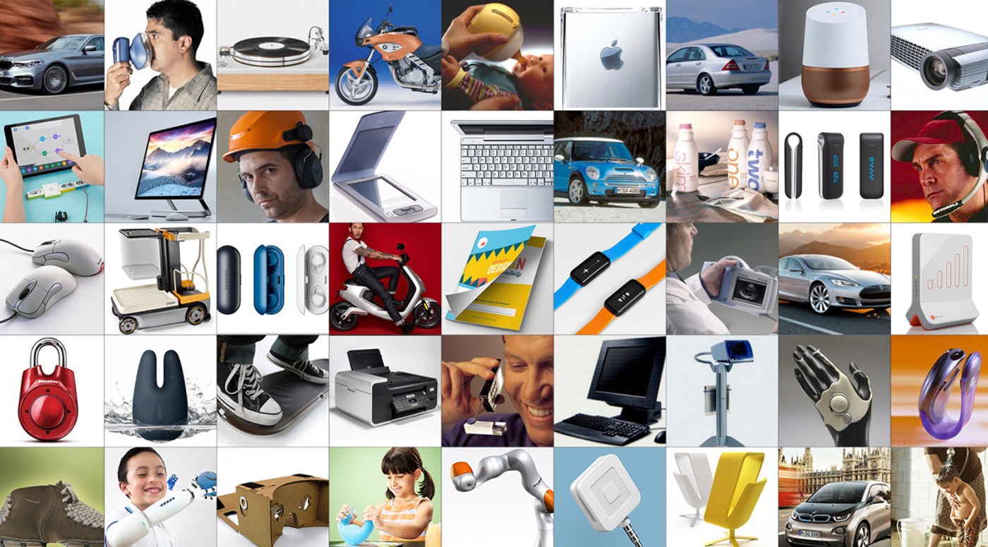 Samsung: 48 наград на конкурсе дизайна IDEA 2021