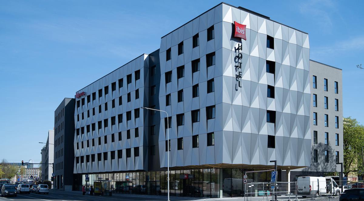 Отель ibis Tallinn Center сдает номера по 1 евро за ночь