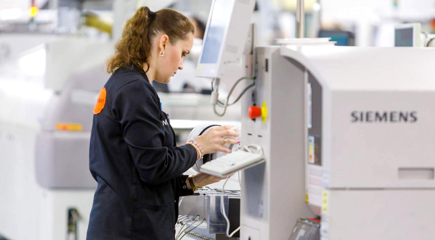 Завод электроники Incap Estonia: первое место работы поможет быстро войти в трудовую жизнь
