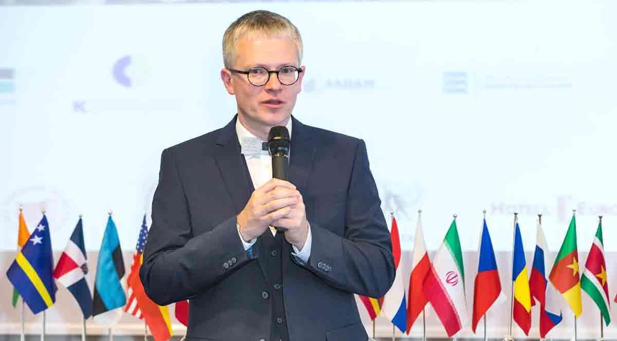 Эстонский союз шашек: Янек Мягги — кандидат в президенты FMJD на второй срок