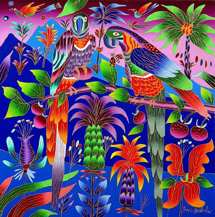 """Юрий Горбачев на выставке """"Мировые шедевры в Кейла-Йоа"""""""