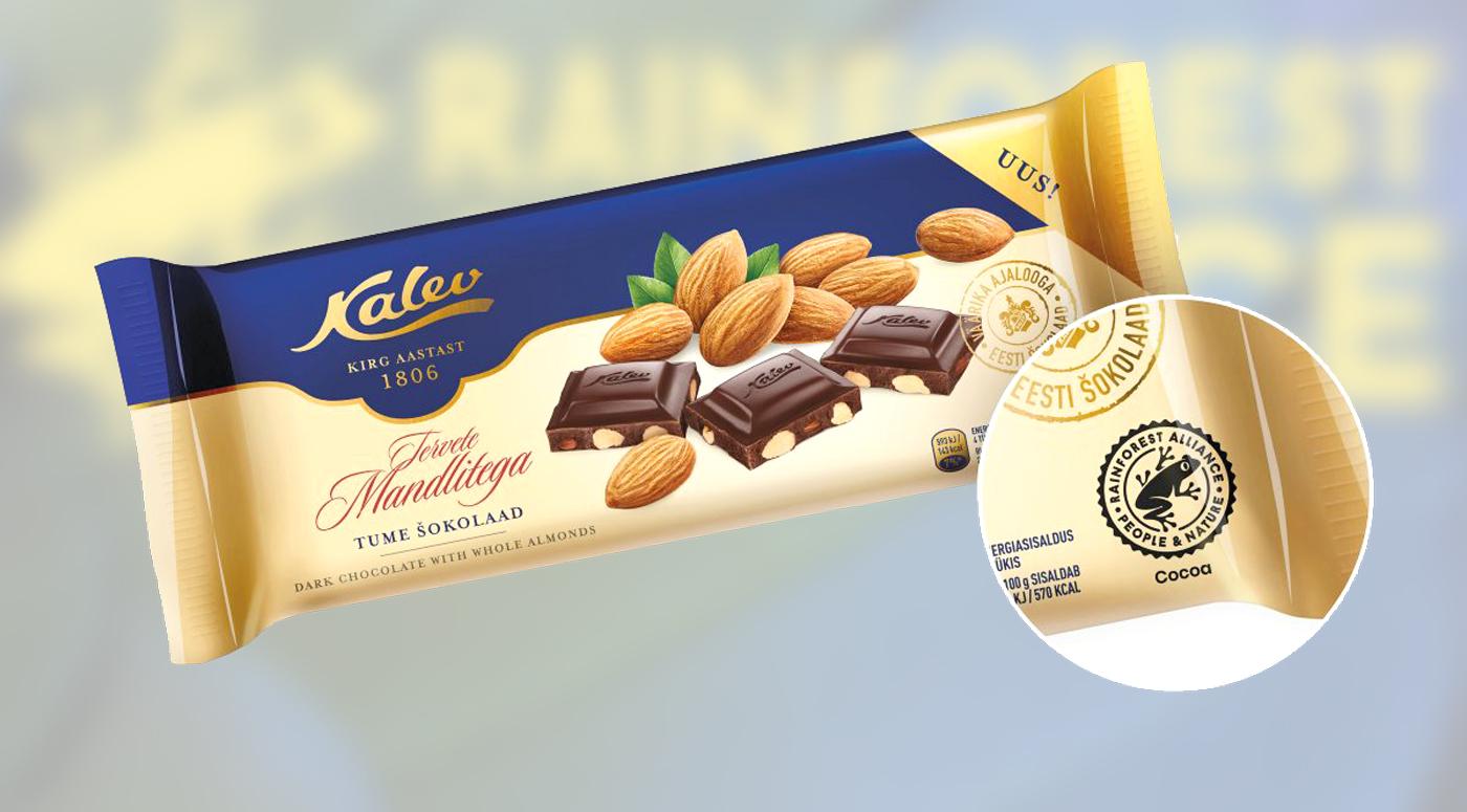 Kalev — cамый экологичный бренд Эстонии