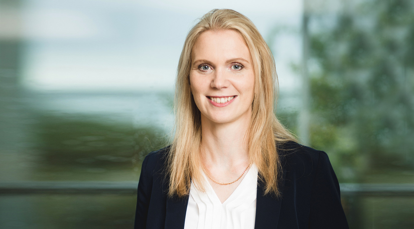 Новые назначения: Карин Кауп — руководитель KPMG Law