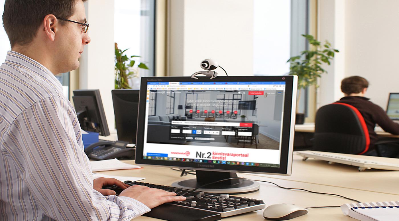 Обновленный портал Kinnisvara24.ee стремится стать лидером рынка