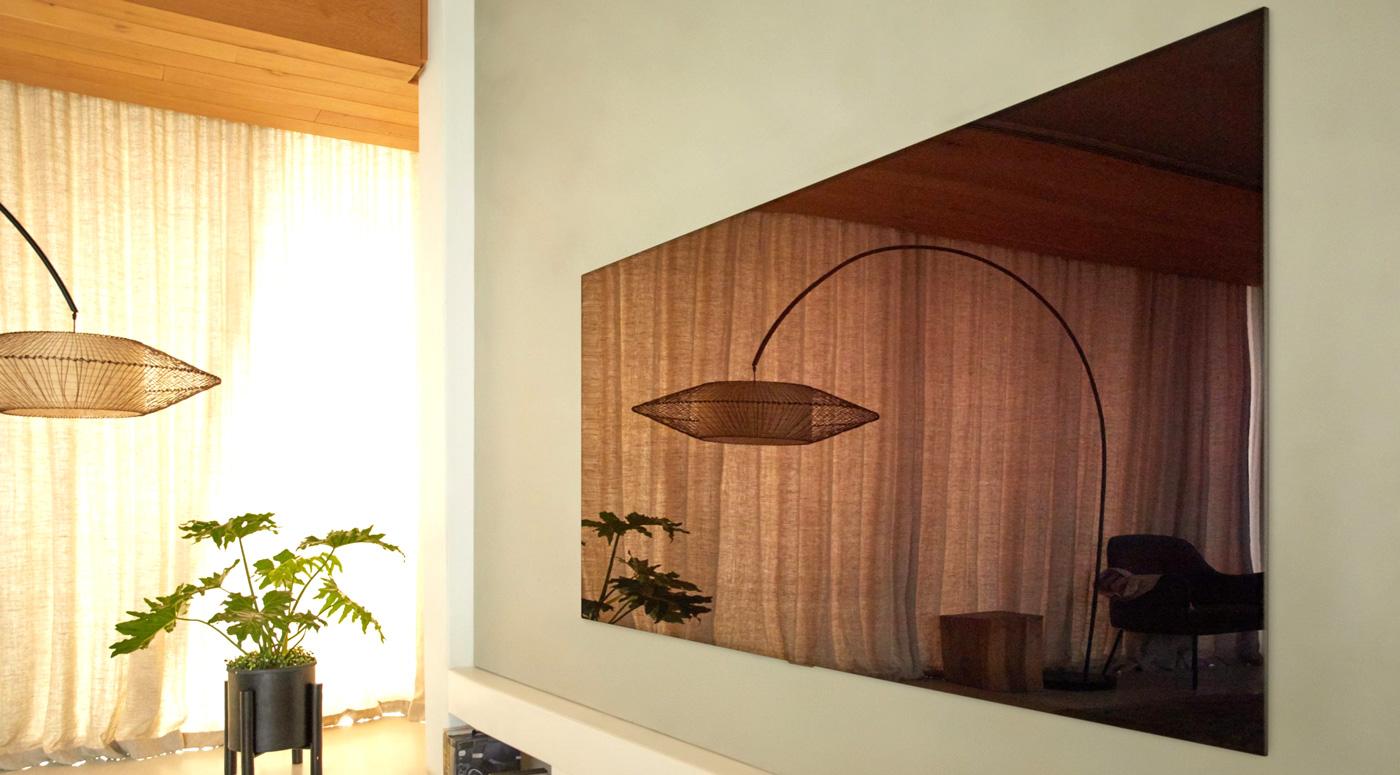 LG Wallpaper – сверхтонкий телевизор, который можно повесить на стену