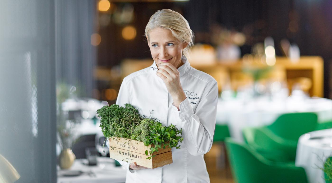 Ангелика Удекюлль: Трата еды сократится, если мы научимся использовать сырье «от носа до хвоста»