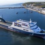 DFDS: объемы грузоперевозок значительно выросли