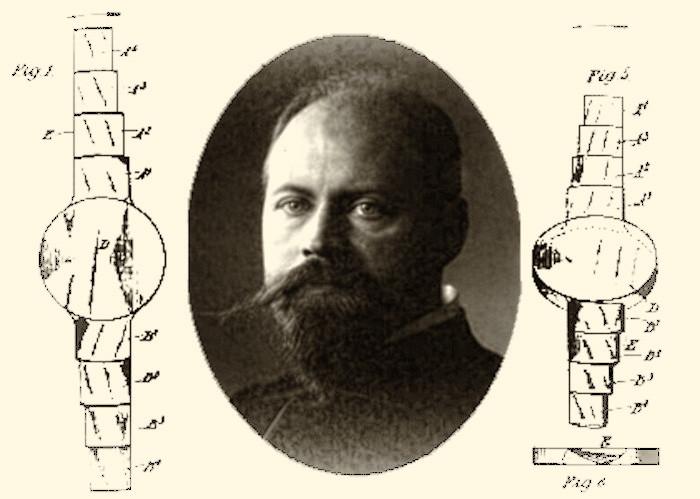 Alexandre Liwentaal 1868-1940