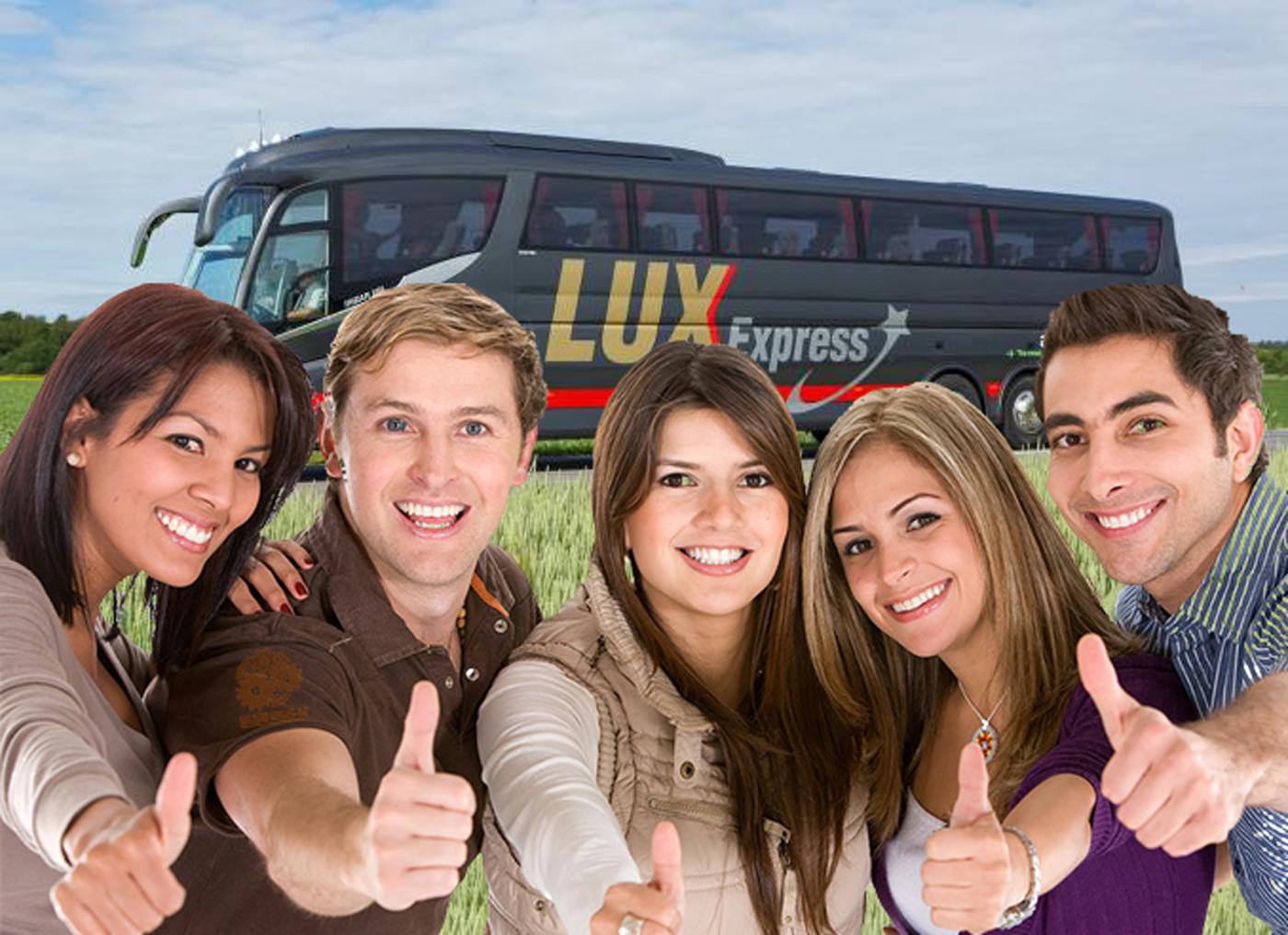 Lux Express: льготы для молодежи и бесплатные велосипедные билеты