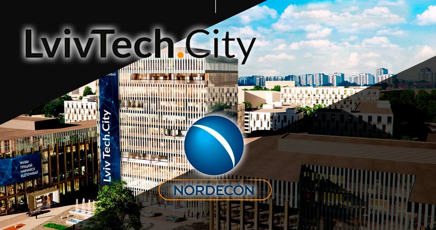 Nordecon строит во Львове