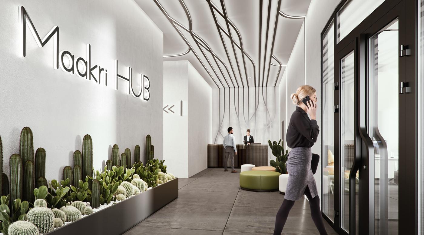 Fausto Capital инвестирует 25 миллионов евро в Maakri HUB