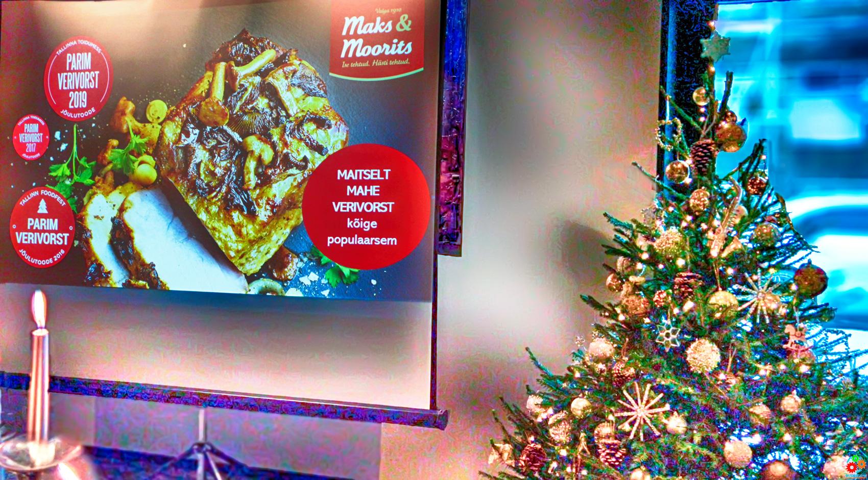 Рождество обещает быть вкусным: Maks & Moorits представил новинки зимнего сезона