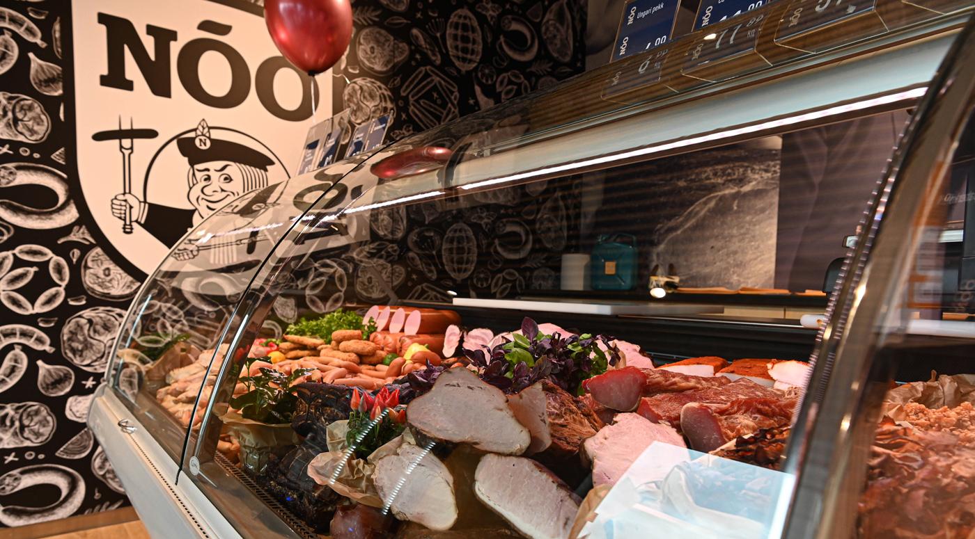 Nõo Lihatööstus: продажи ресторанам и кафе стремительно растут