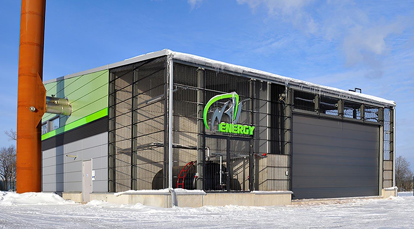 N.R. Energy: В Румму построена новая экологичная котельная