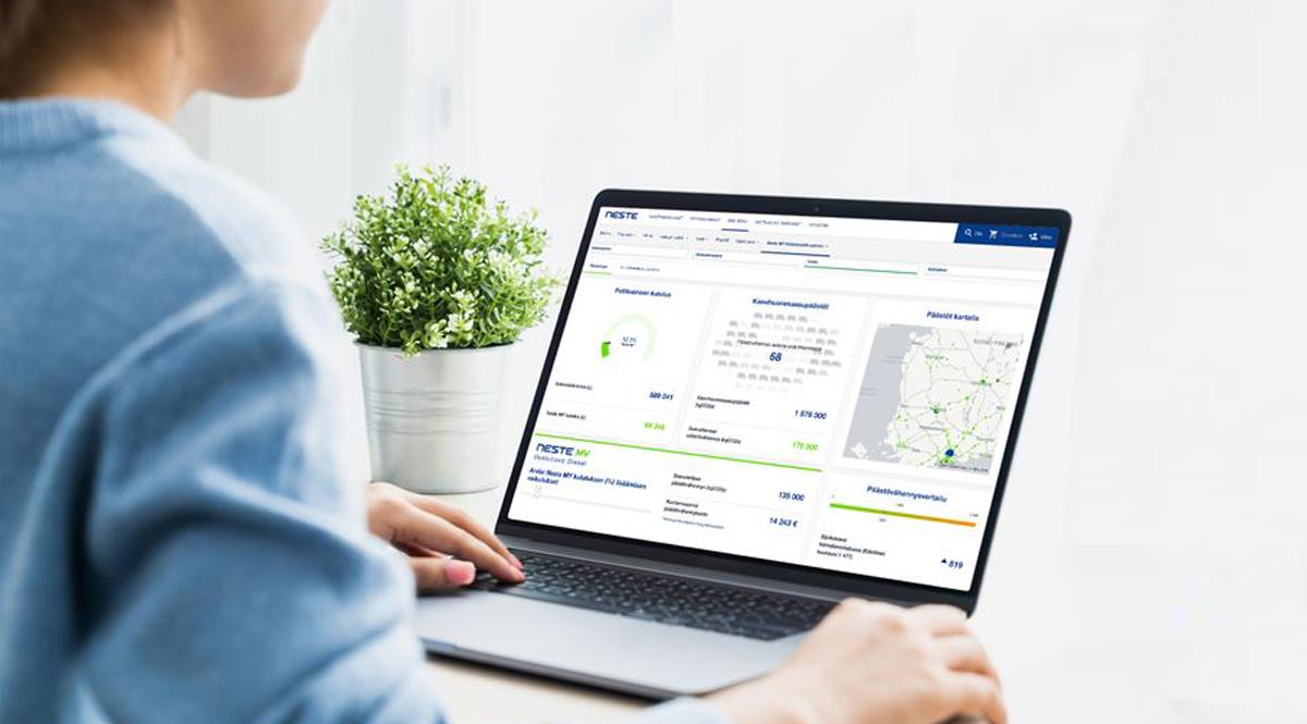 Neste предлагает  услугу мониторинга автомобильных выбросов