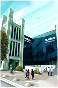 Nordea-kontserdi maja