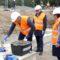Nordecon: заложен краеугольный камень нового спортивно-оздоровительного центра Кохтла-Ярве