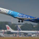 Nordica переходит на летнее расписание полетов