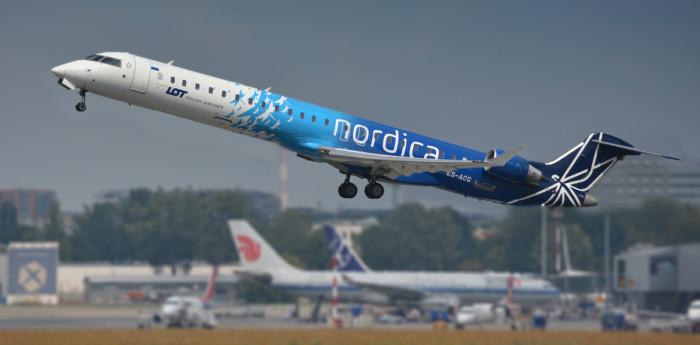 Nordica CRJ900