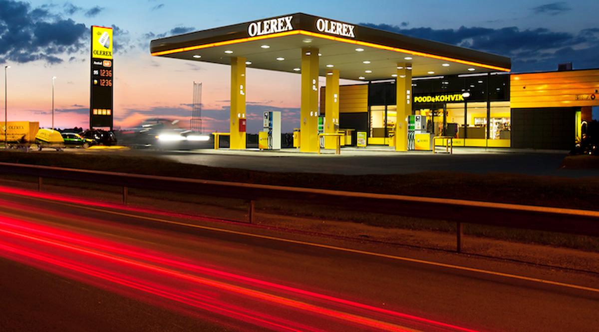 Olerex построит свою крупнейшую станцию обслуживания