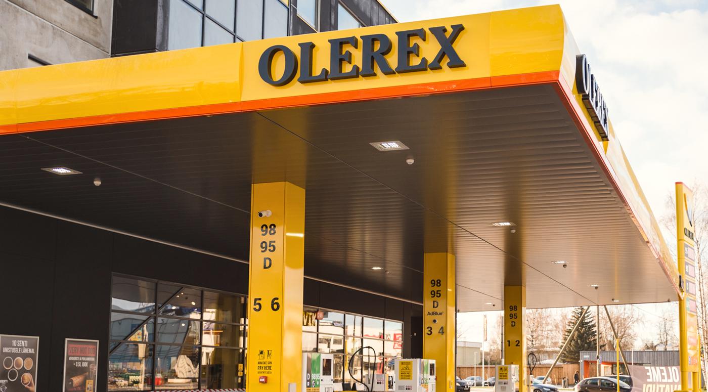 Olerex: летнее топливо на всех заправках в продаже уже с пятницы