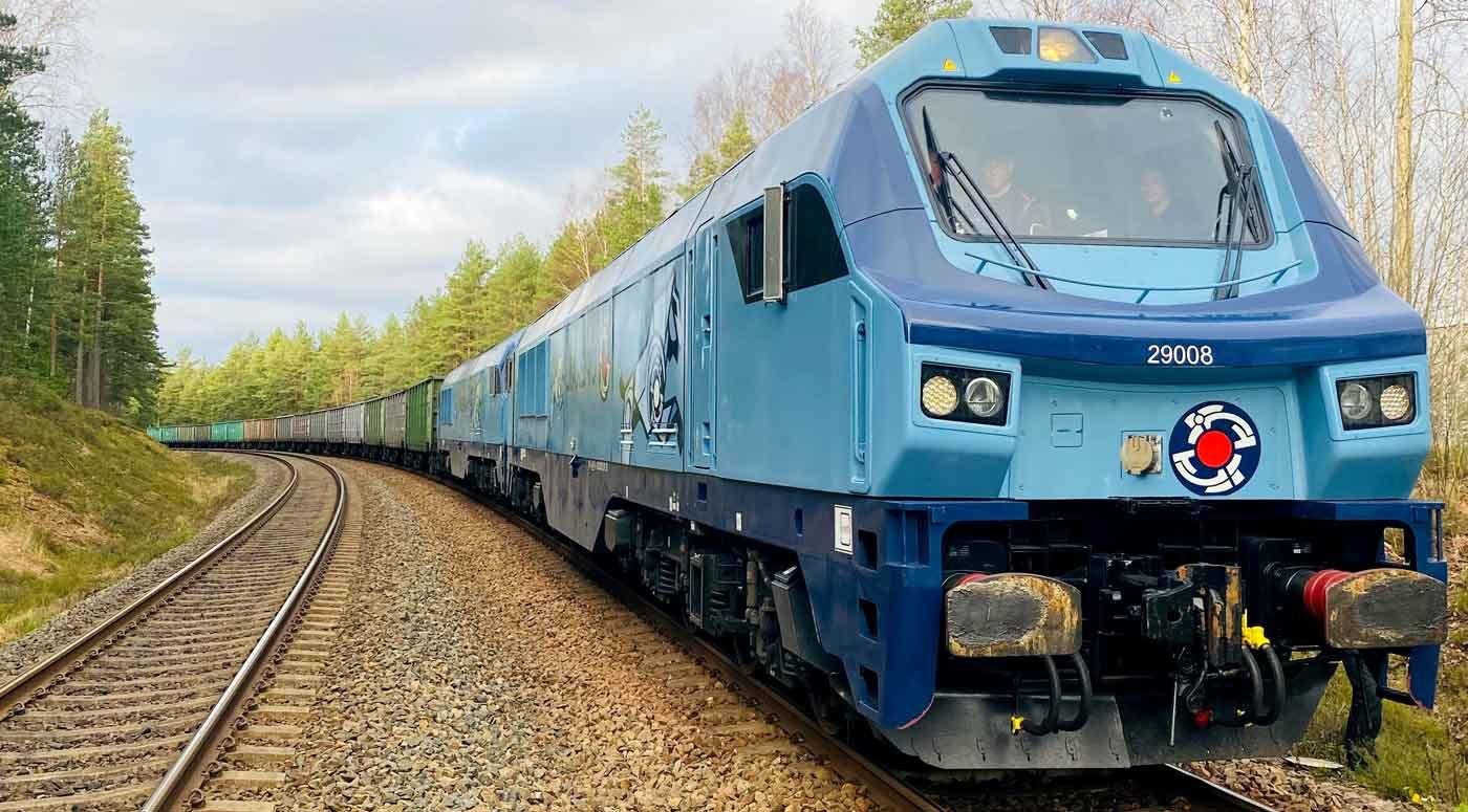 Operail: доход от аренды вагонов вырос более чем на 20%