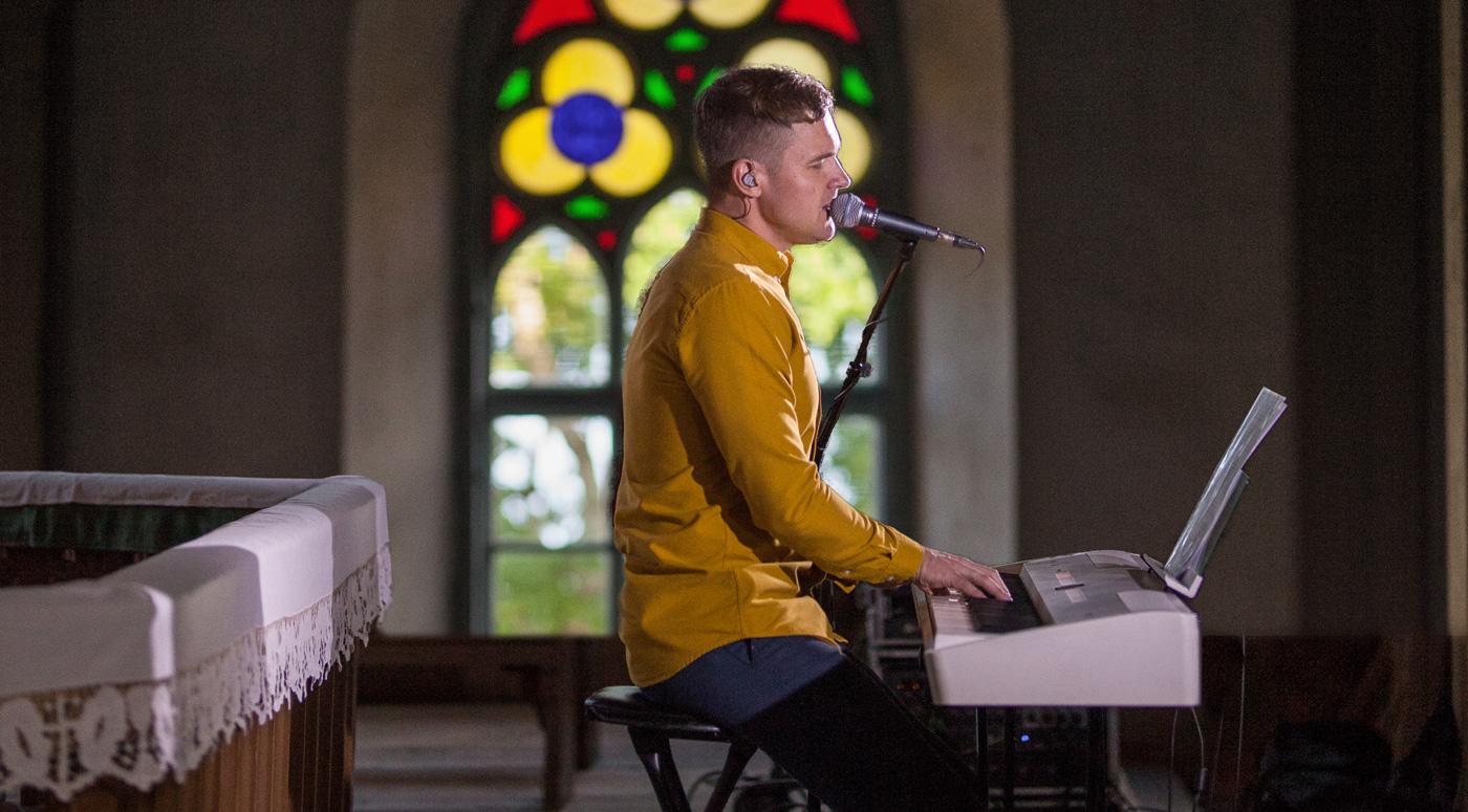 Более 4000 евро собрали на благотворительных концертах Отта Лепланда