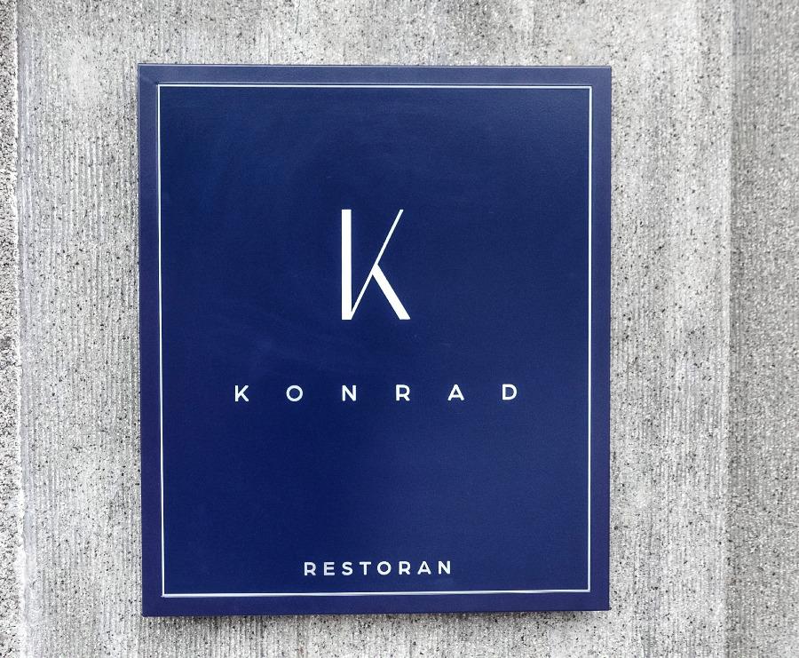 «Конрад» — новый ресторан