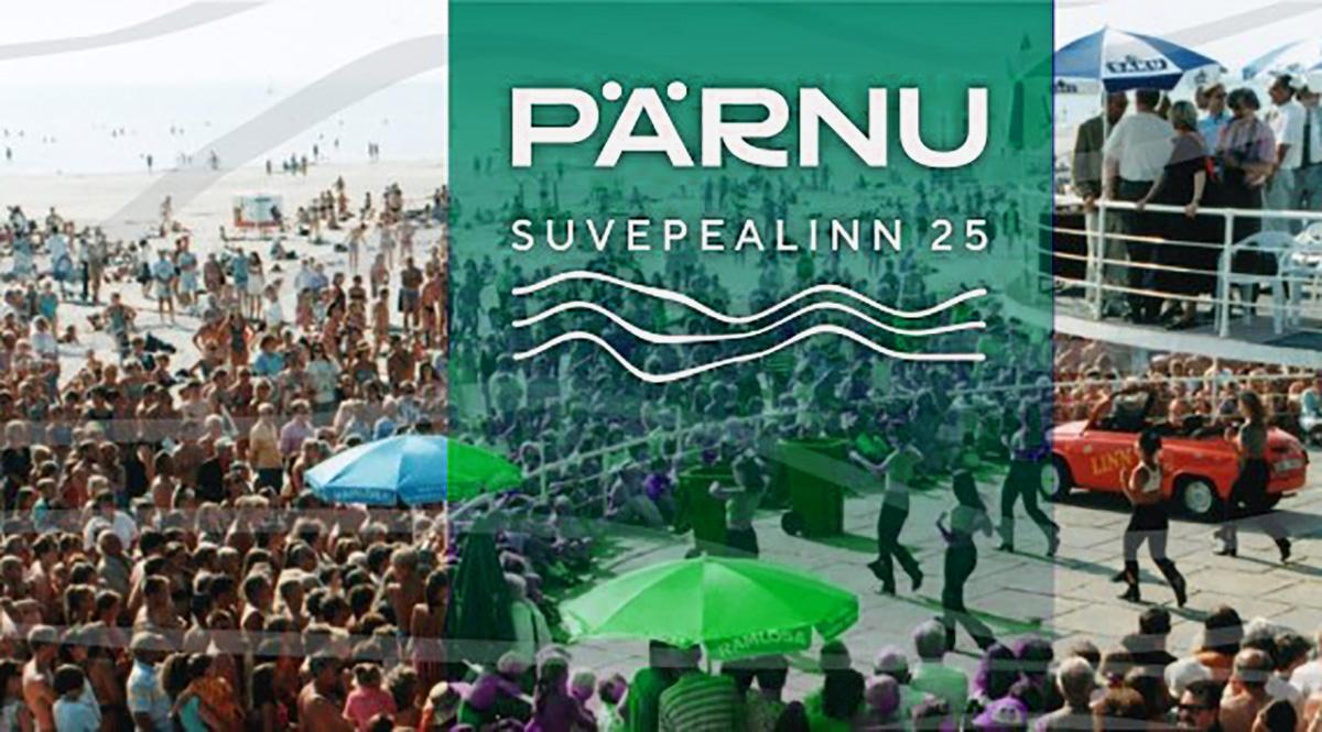 Город Пярну вновь стал летней столицей Эстонии