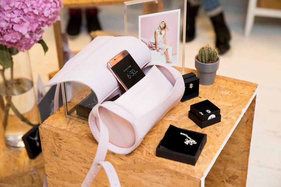 KÄT и Samsung – мода и технологии