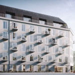 Фирма SweNCN построит в Уппсала квартирный дом