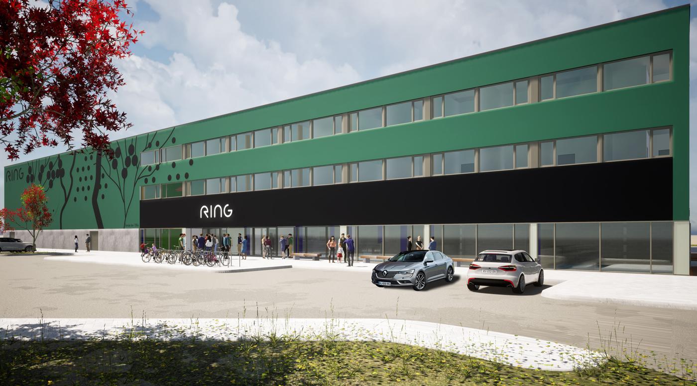 Ring keskus: новый центр для спорта и досуга в Хааберсти