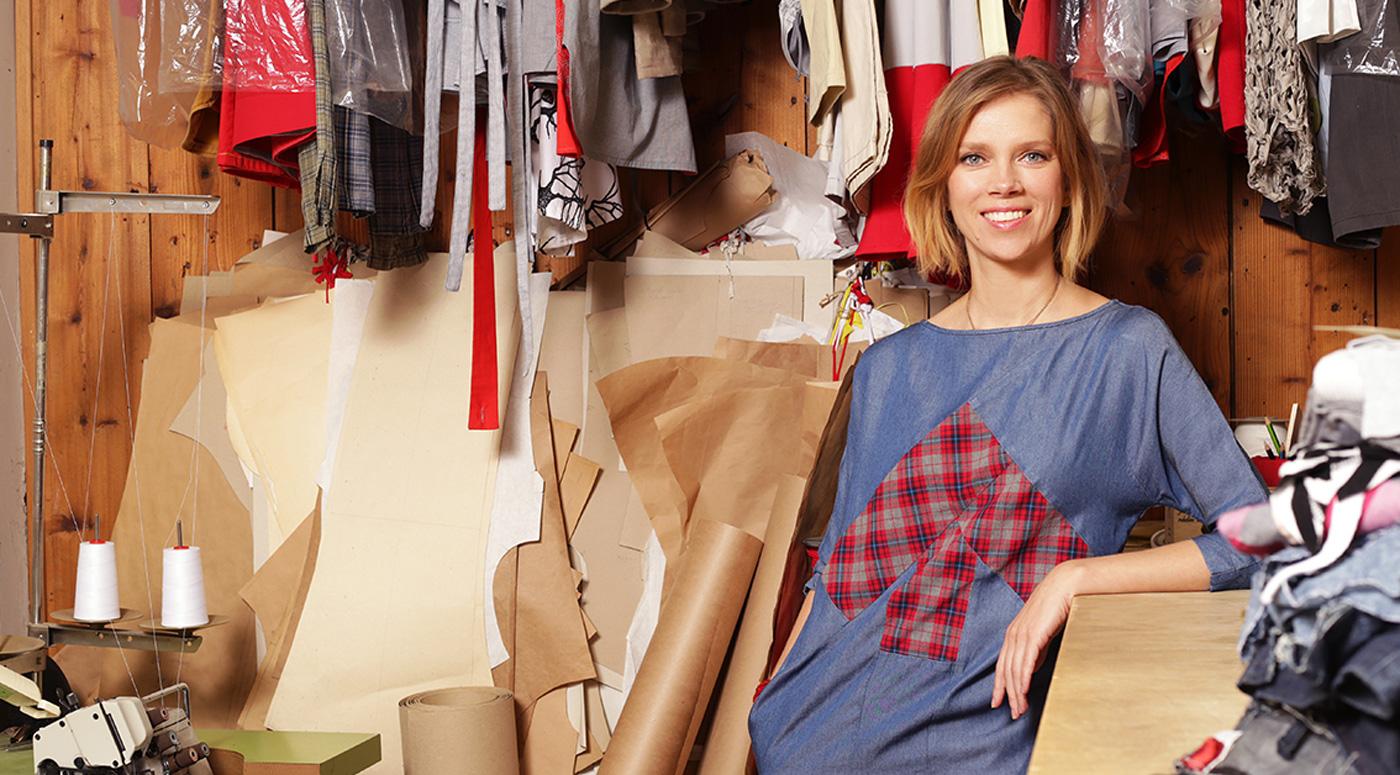 Дизайнер Реэт Аус советует, куда деть все наши старые футболки и джинсы