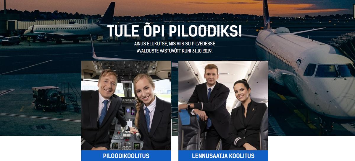 Авиакомпания Regional Jet приглашает в школу пилотов
