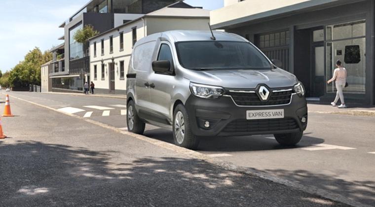 Новый Renault Express — практичный и эффективный помощник
