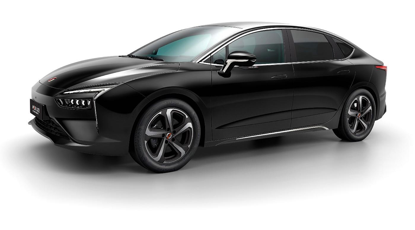 Mobilize Limo: новый полностью электрический седан Renault