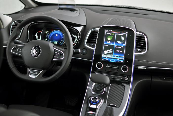Nowe Renault Espace dCi 160