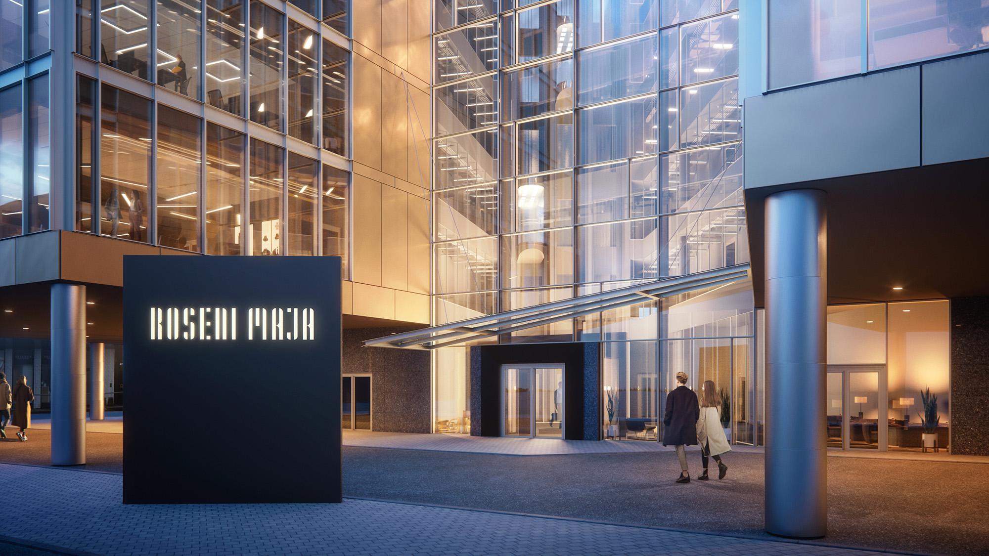 Nordecon построит офисное здание для NG Investeeringud