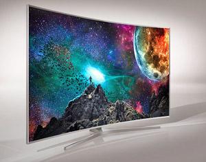 Новый телевизор Samsung SUHD уже в продаже!