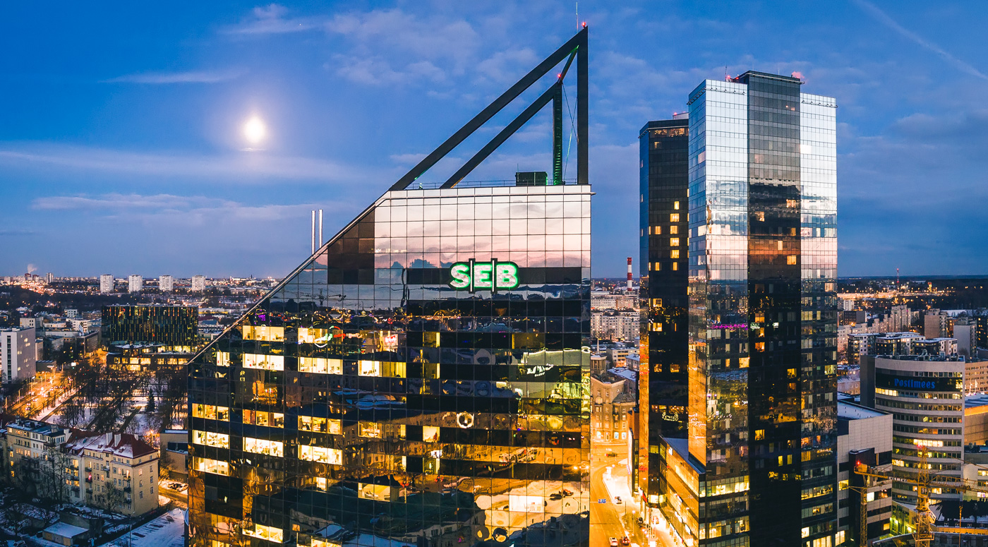 Новый фонд инвестирования East Capital купил главное здание SEB