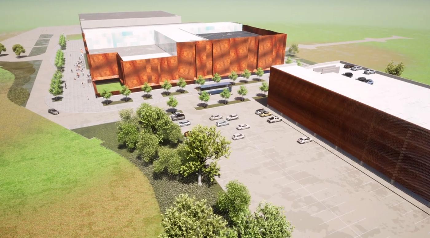 К 2024 году в районе Ласнамяэ появится мультифункциональный водно-спортивный центр мирового уровня.