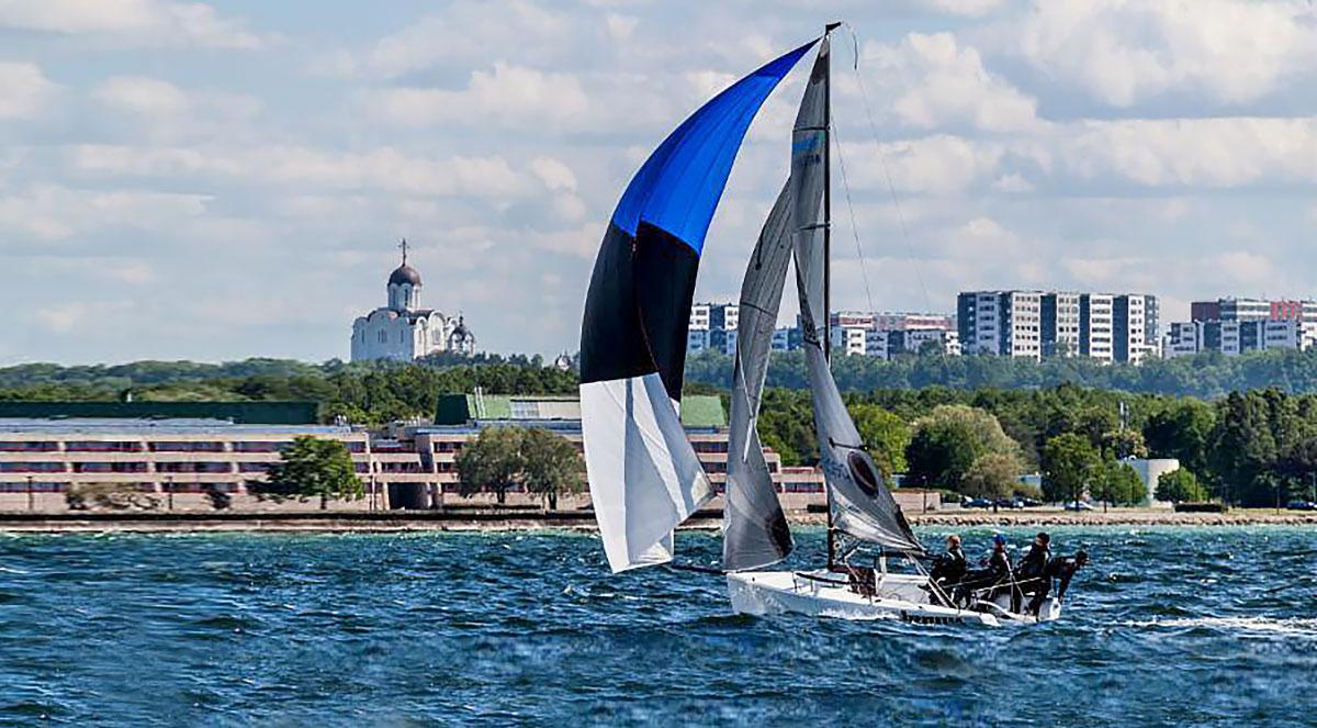 Морской праздник Sail Tallinn: развлечения на море и на суше