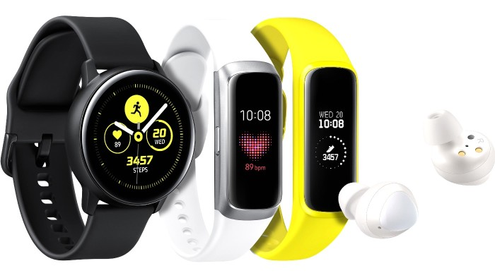 Samsung-01 Galaxy Watch Active_ Fit_ Buds