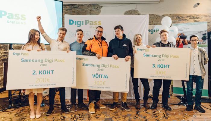 Samsung-Digi-Pass-2018-finalistid-meeskond--GenIT-Flying-Forest Pocket-Constitution