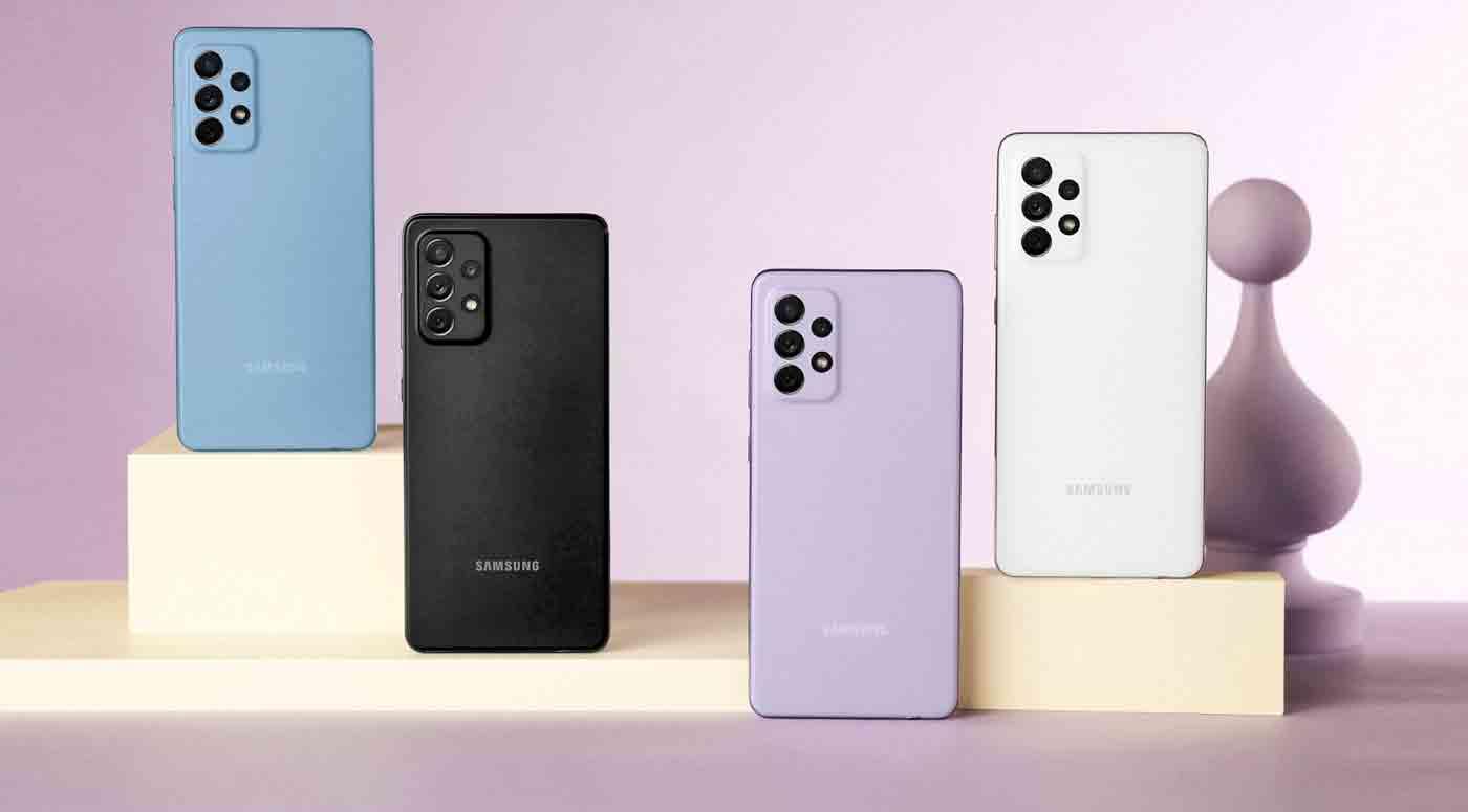 Samsung представил новые смартфоны серии А